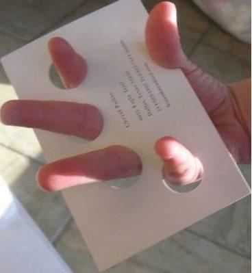 Cartão de Visita Cheryl Polito