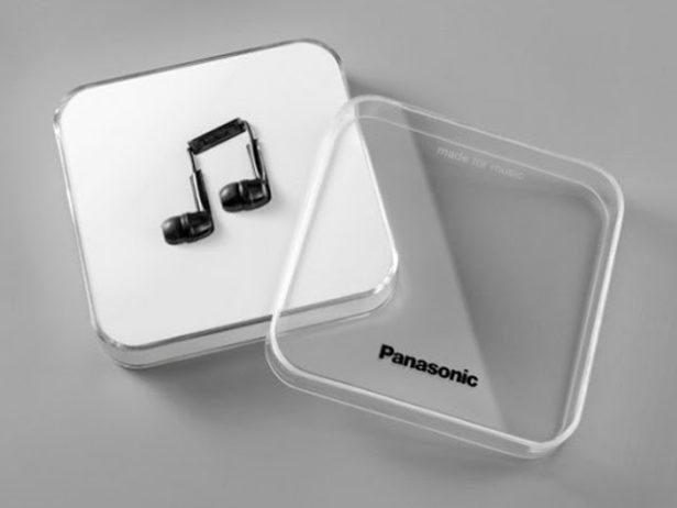 Embalagem Panasonic