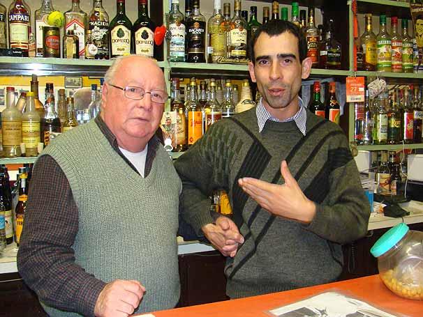 pequenos negocios bar