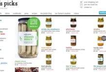 Pickles para Todos os Gostos Idéia de Negócio Esquesita LUZ Loja de Consultoria