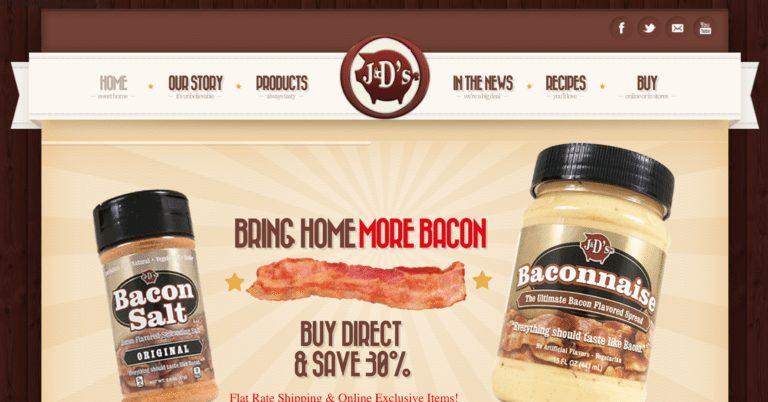 ideias de empreendedorismo - tudo com sabor de bacon