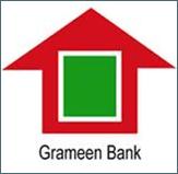 Imagem da Logo do Grameen Bank - LUZ Loja de Consultoria