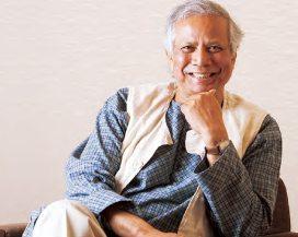 Foto de Muhammad Yunus - LUZ Loja de Consultoria