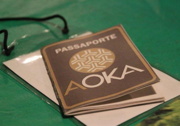 Foto do Passaporte Aoka - LUZ Loja de Consultoria