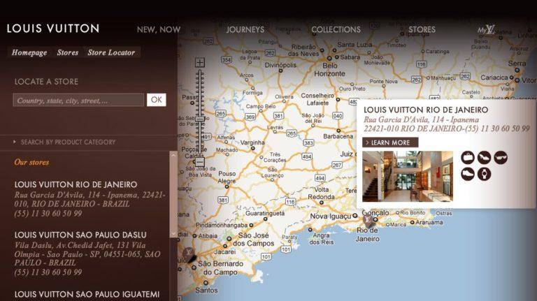 segmentação de mercado por renda - Louis Vuitton