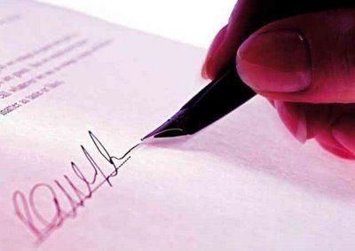 Assinar Contrato - LUZ Geração Empreendedora