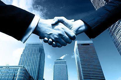 Parceria entre empresas - LUZ Geração Empreendedora