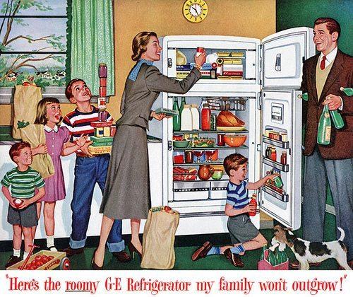 anuncio vintage - luz loja de consultoria