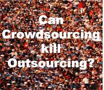 Outsourcing crowdsourcing - LUZ Geração empreendedora