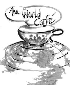 World Cafe LUZ Geracao empreendedora