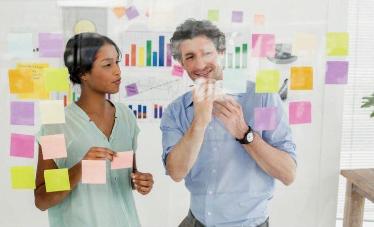 reunião design thinking