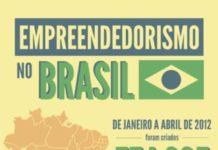 Empreendedorismo no Brasil - Infográfico