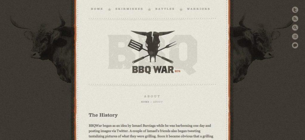 BBQ War