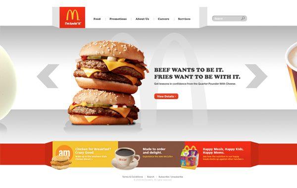 10 Exemplos de Re-design Conceituais de sites famosos feitos por usuários comuns 4