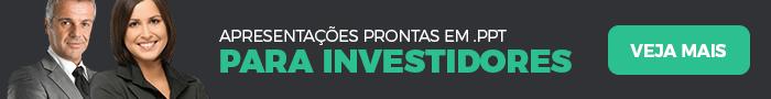 Apresentação Pronta para Investidores - Business Plan