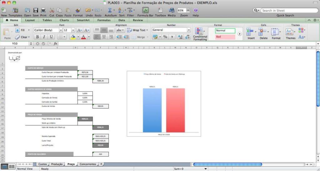 1 Trading Price Training Methodology