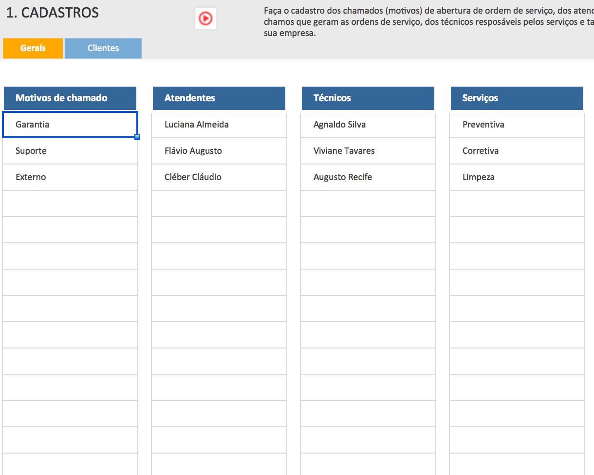 Wie Verwenden einer Kalkulationstabelle für die Dienststeuerung ...