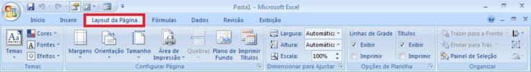 Imprimir Relatório no Excel - parte 1