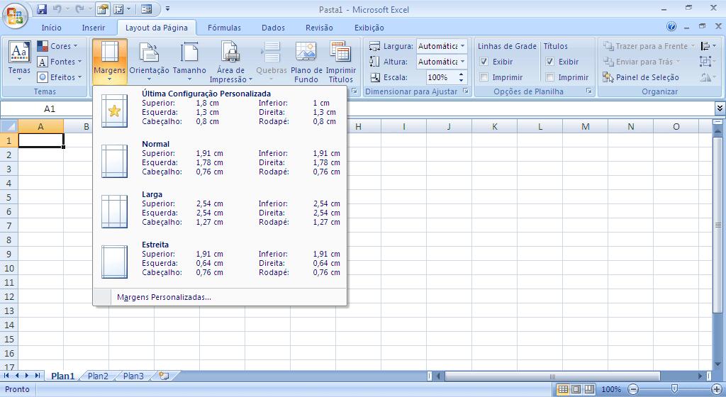 Imprimir Relatório no Excel - parte 2