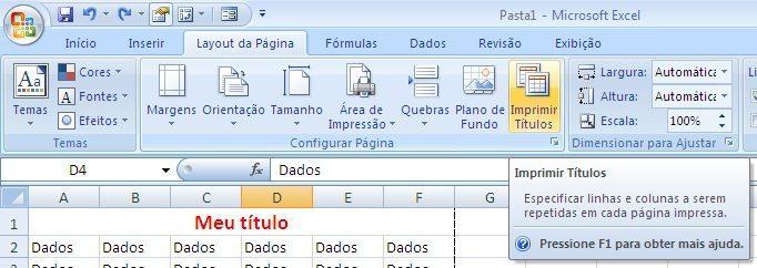 Imprimir Relatório no Excel - parte 9
