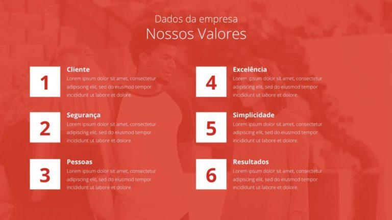 cultura organizacional - valores