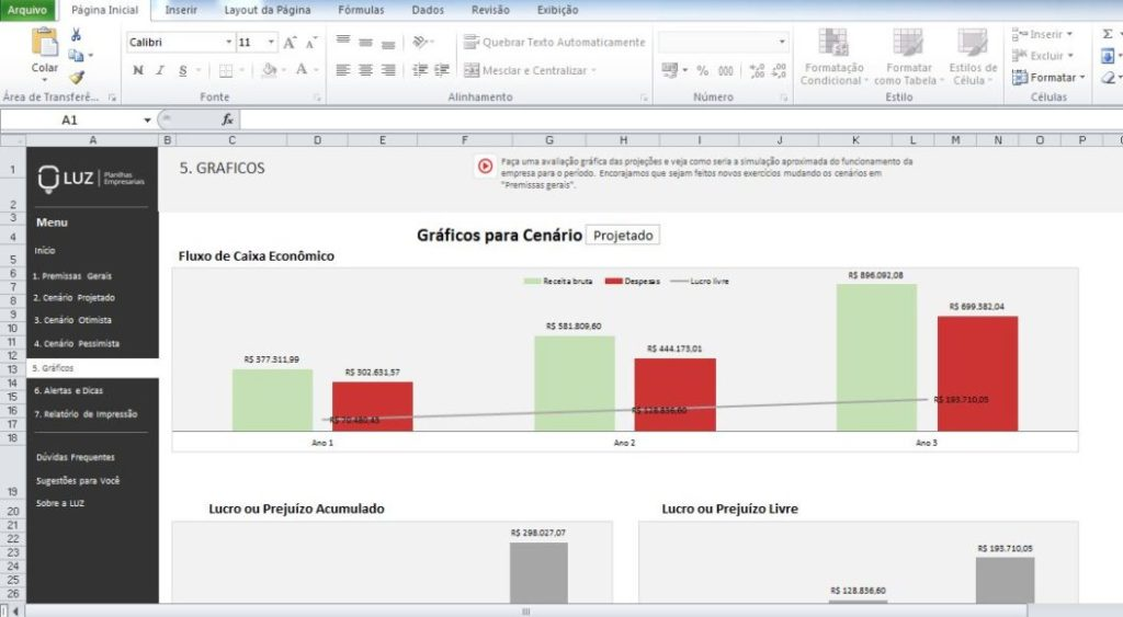 Screenshot von Grafiken - EVE 3.0 Arbeitsblatt - Blog LUZ