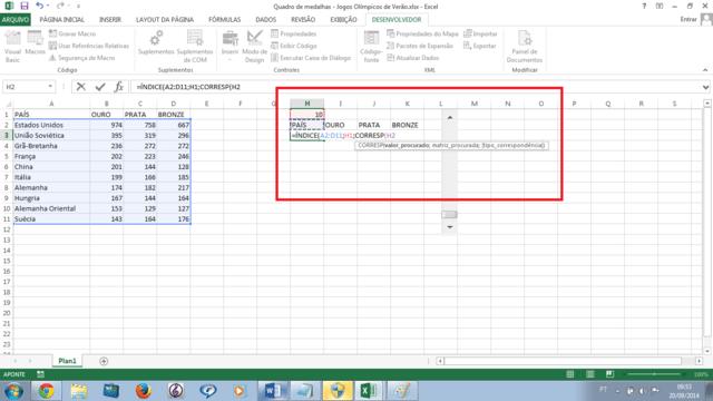 Criando gráficos dinâmicos com barra de rolagem