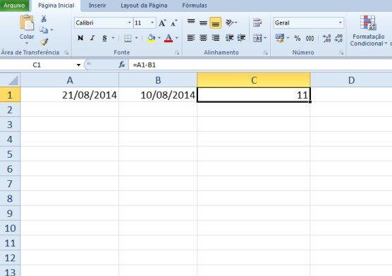 Entenda como trabalhar com datas no Excel