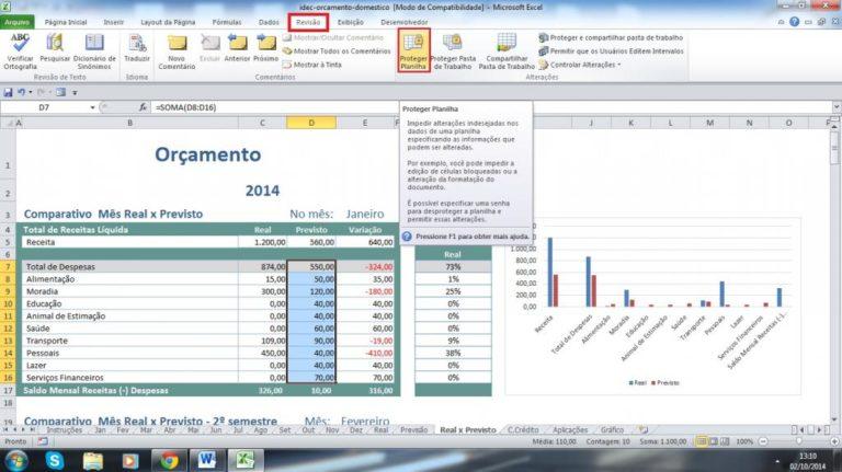 So schützen Sie eine Tabelle mit Passwort in Excel - Blog LUZ