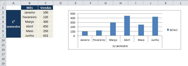 Ocultando linhas e colunas no Excel