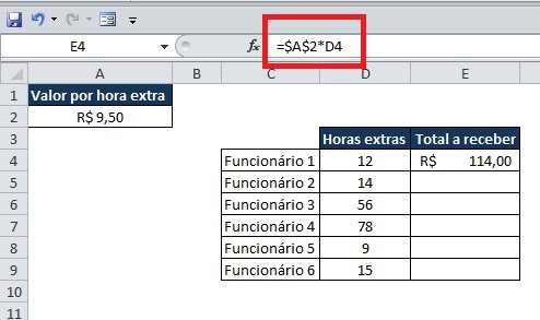 How to use fill handle in Excel