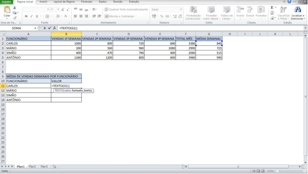 By simplifying the TEXT function, CONCATENATE and &