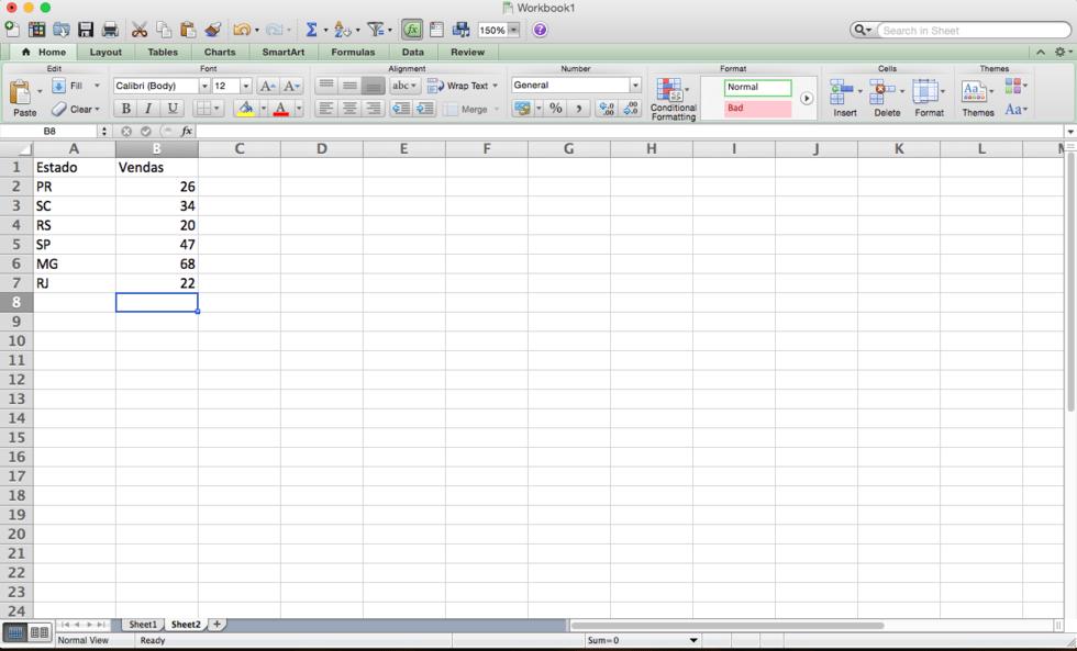 Conheça a função REPT no Excel