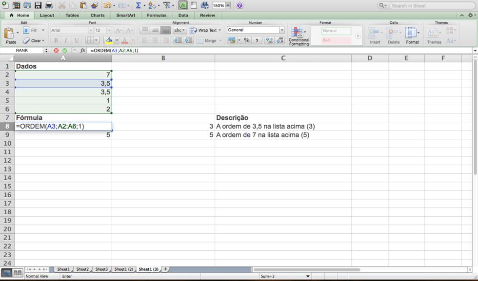 Como fazer sorteio sem repetição com as funções aleatorioentre e ordem