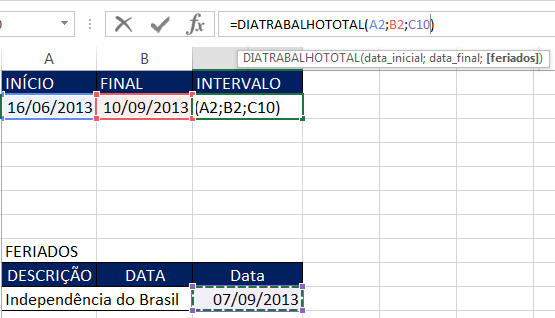 Aperfeiçoe suas planilhas utilizando as funções de hora do Excel