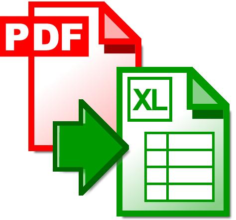 3 Sites para Você transformar pdf em excel