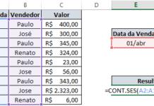 5 Funciones de contar en Excel