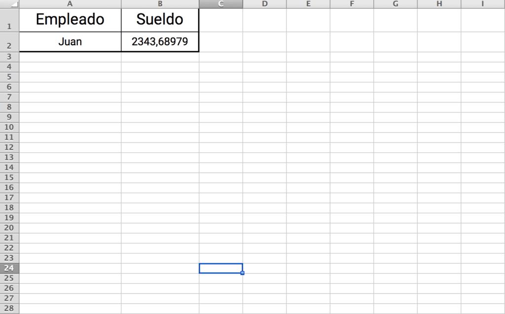 Cómo Calcular Media Ponderada en Excel - Blog LUZ
