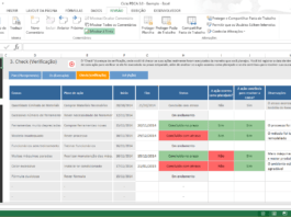 Quality Tools - PDCA Cycle in Excel