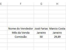 Como criar cálculos automáticos no Excel
