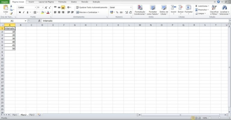 Create a histogram in Excel