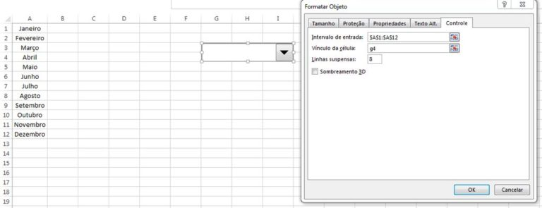 Crie um histograma no Excel