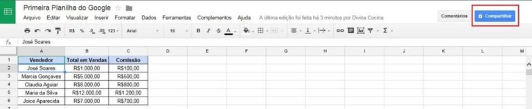 Learn to use Google Sheets