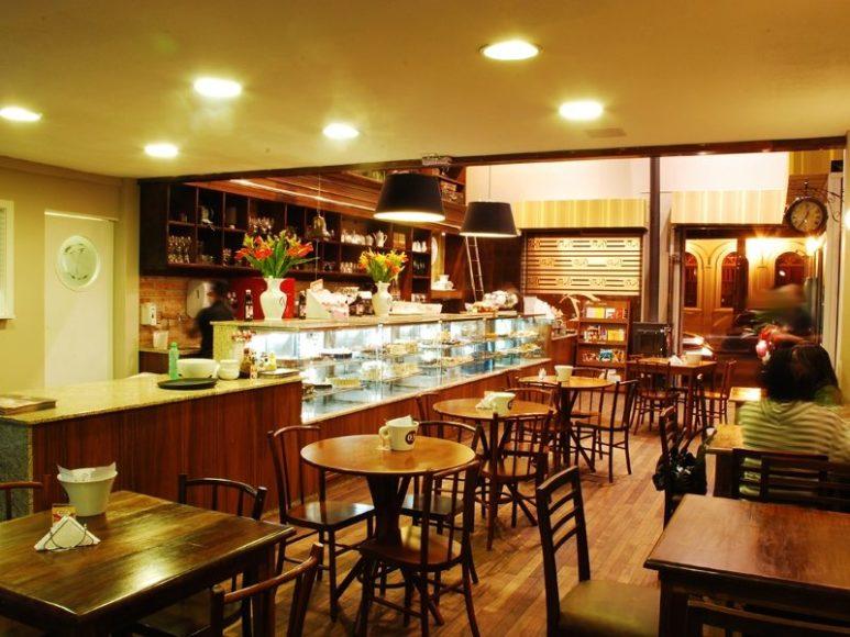 Estudo de viabilidade - Cafeteria
