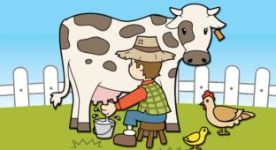 Matriz BCG - Vacas Leiteiras