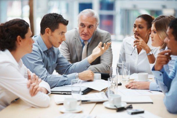 reuniões com a matriz gut - Reunião produtiva