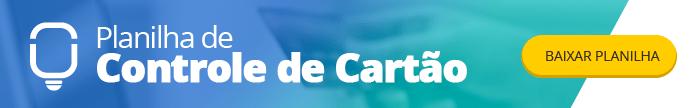 banner planilha de controle de cartoes de credito