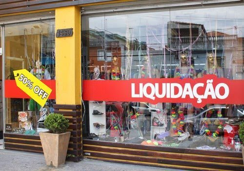 como organizar vitrines varejo - promoção, oferta