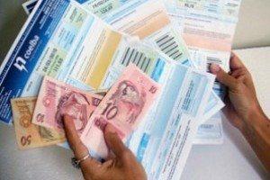 pagando-contas