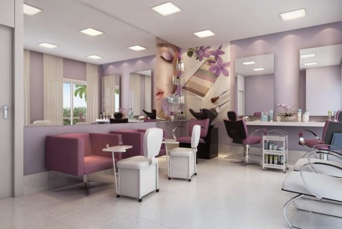 Salão de Beleza - Como projetar gastos no seu EVE
